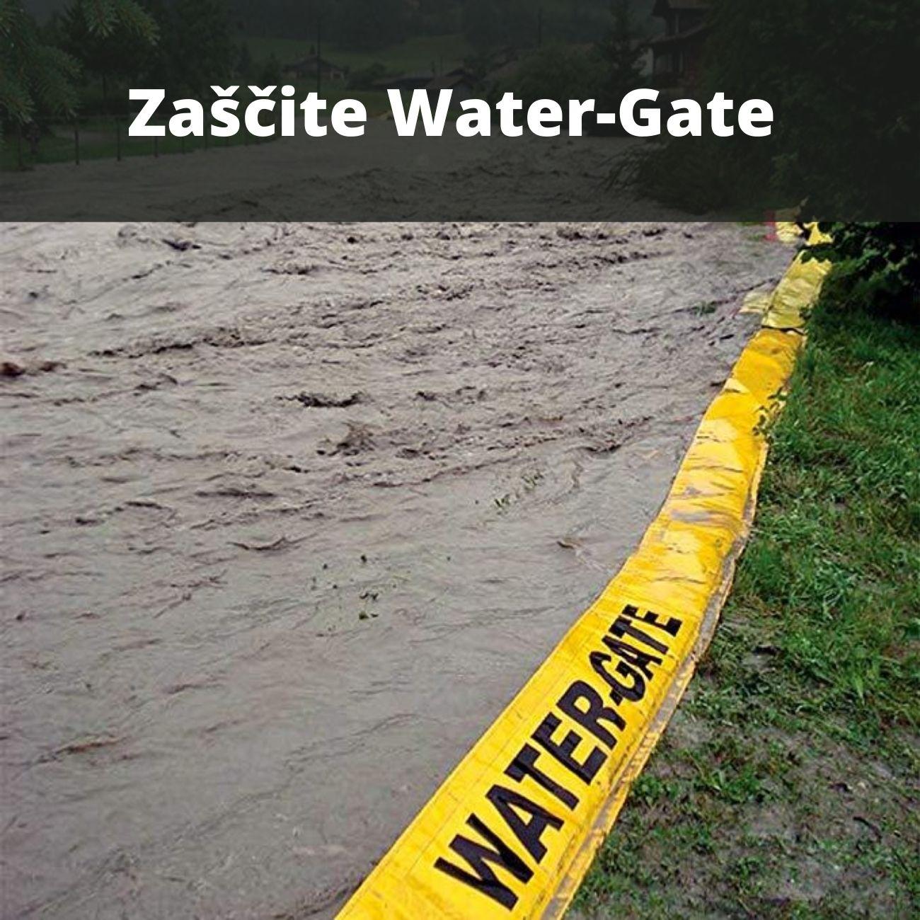 Zaščita Water-Gate - Vistler zaščite