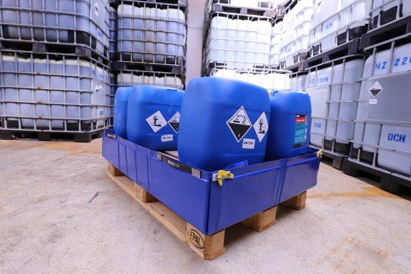 Cargo posoda-zaščita za palete